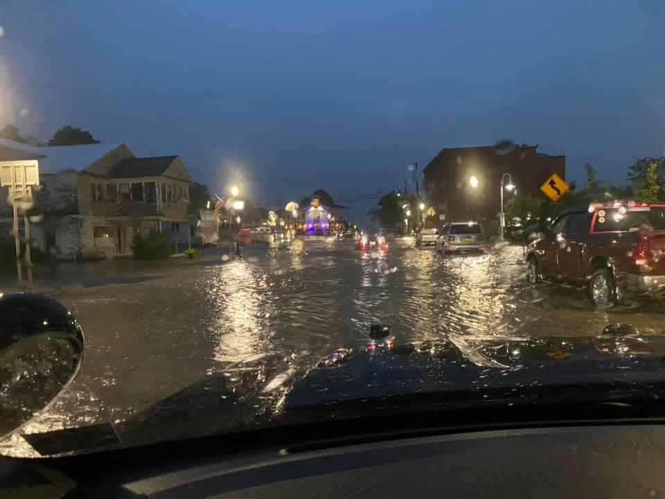 07212021_Flooding Watkins Glen Police