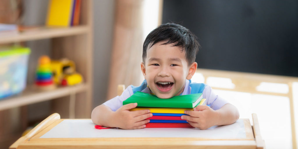 New York state ranks 16th in the nation for education. The 2021 Kids Count Data Book shows from 2017-2019, 41% of New York children ages 3 and 4 weren't enrolled in preschool, compared to the 52% U.S. average. (Adobe Stock)